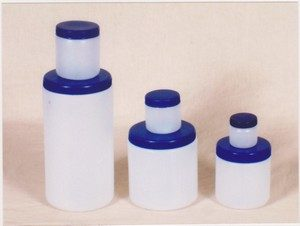 ADHESIVE WIDE MOUTH JARS